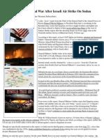 Insider News - 1619 - Egypt Prepares for Total War After Israeli Air Strike on Sudan