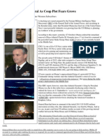 Insider News - 1621 - Obama Fires Top Admiral as Coup Plot Fears Grows