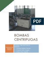 Bombas Centrifugas 2013
