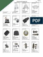 Catalogo Repuestos de Motos