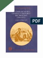 Alcala - Zamora y Castillo Estudio de Teoria General e Historia Del Proceso t 2