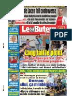 LE BUTEUR PDF du 28/07/2009
