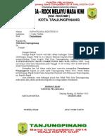 Proposal Wali Kota Cup Minta Tambah 2014