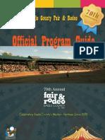 Eagle County Fair & Rodeo Program Guide