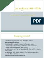 06 Dictadura (1948–1958)