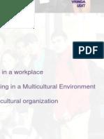 Multiculturalism in a BPO