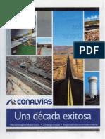 Conalvias Perú, una década exitosa.