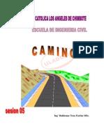 Clase Sesion 05 Caminos