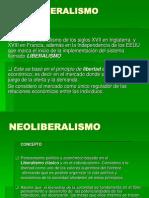 Neoliberalismo Clase 4