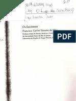 Silva, Francisco Carloa Teixeira Da. Os Fascismos