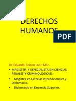 Curso Derecho Internacional de Los Derechos Humanos