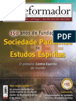 Reformador Abril / 2008 (revista espírita)