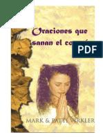 Oraciones Que Sanan El Corazon Teoria