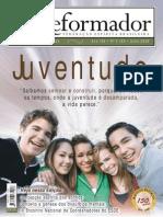 Reformador Julho / 2008 (revista espírita)
