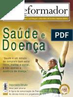 Reformador Agosto / 2008 (revista espírita)