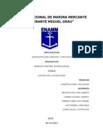 Trabajo de Derecho Maritimo Internacional