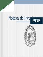 55152582 Modelos de Inventarios