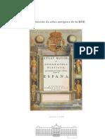 La colección de atlas antiguos de la BNE