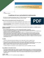 Condiciones Para Empleo.ucr