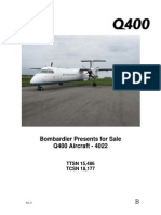 Q400 for Sale