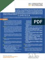 Anexo 1 Convocatoria Estatal 2013-2014