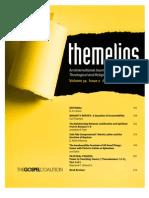 Themelios, Issue 34.2
