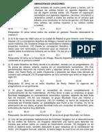ELIMINACIÓN DE ORACIONES 13