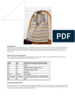 Slouchy Crochet Bag Pattern (1)