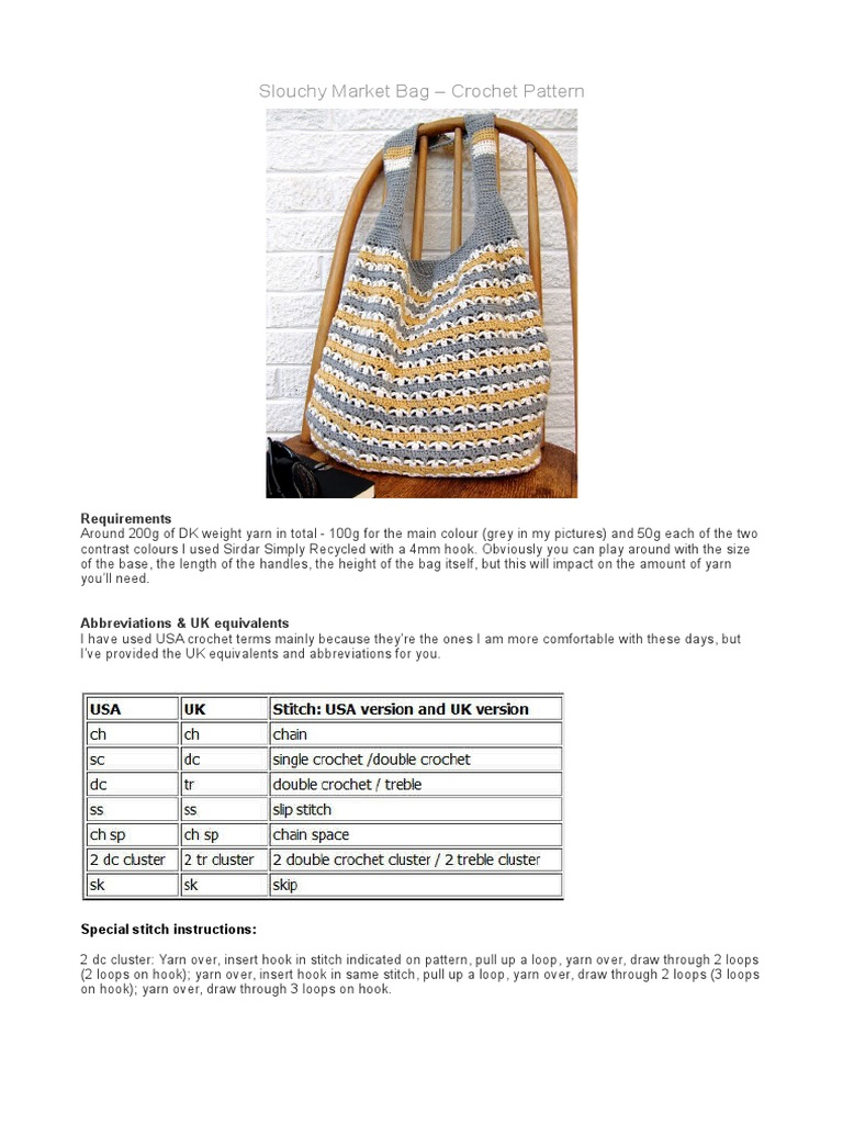 5366c8528a2 Slouchy Crochet Bag Pattern (1)