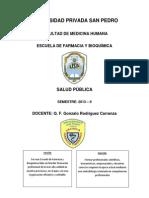 Sylabus Salud Publica 2013-II