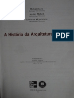 FAZIO, Michael. História da Arquitetura Mundial.