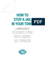How to Stop a Jail In Your Town
