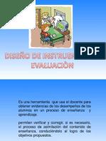DISEÑO INSTRUMENTOS DE EVALUACIÒN 2