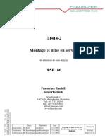 A22 1058 en Montage Et Mes RSR180