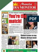 Manila Media Monitor -- JULY 2009