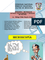 Micorscopia