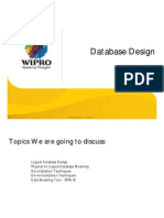 Database Design - For ALL LEVELS