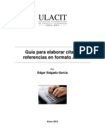 Manual Apa Ulacit Actualizado 2012