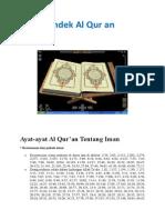 Indek Al Qur an