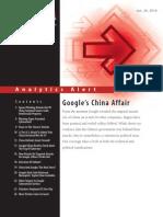 Google s China Affair 7892258