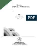 Diktat Kuliah Algoritma Dan Pemrograman 2011-2012