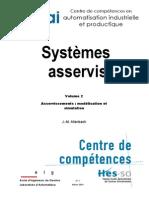 VOLUME2 Asservissements modélisation et simulation