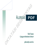 Allergias Rhinitis 2011 TovabbkepzesTabi Tamas
