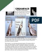 creamface cockatiels