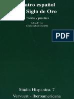 1998 Arellano TeoriaPracticaGenerosDramaticosBancesCandamo