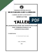 Taller-Elaboración-de-Proyectos