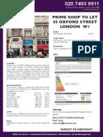 35 Oxford Street BS