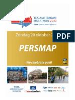 TCS Amsterdam Marathon 2013