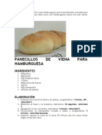 Esta receta de panecillos para hamburguesa está especialmente pensada para mycook