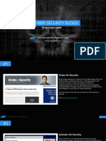 Top 25 Best Cyber Security Blogs